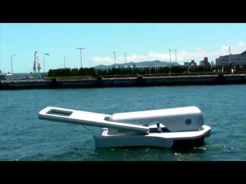 Das Reißverschlussboot