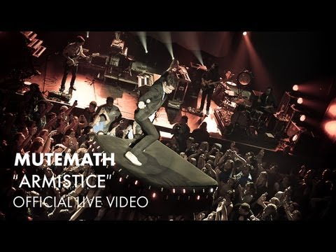 Mutemath – Backfire (LIVE)