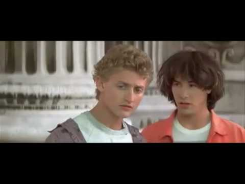 Mashup: Bill and Ted's Excellent Inception