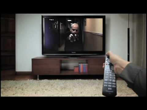 Fernsehwerbung für 3D