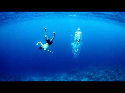 Schwimmen in Fiji