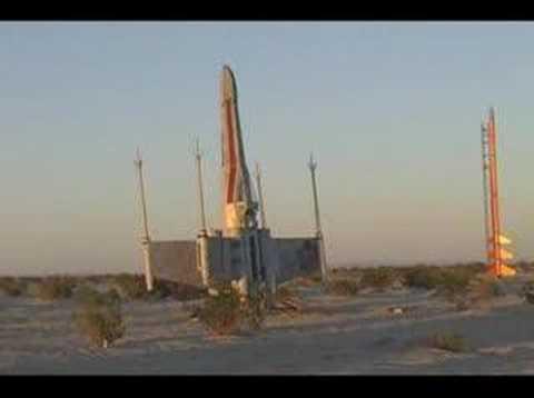 Life Size X-Wing Raketennachbau