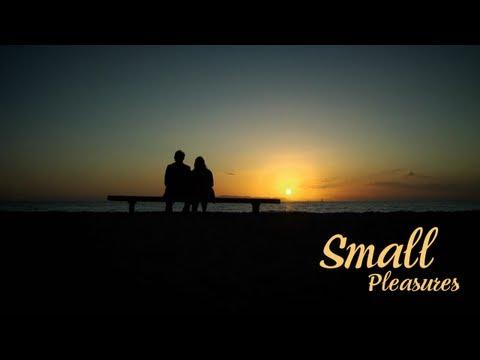 Die kleinen Dinge im Leben