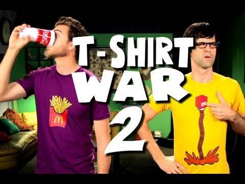 T-Shirt-War 2
