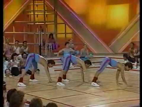 Crazy Aerobics Dance