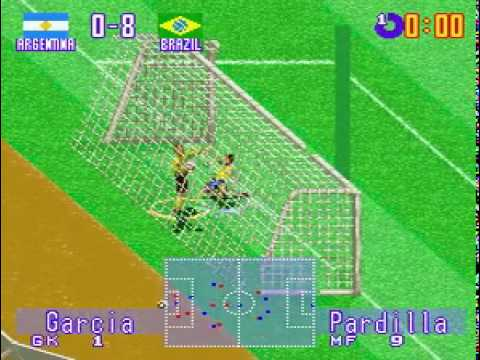ISSD Bug-Fußballspiel