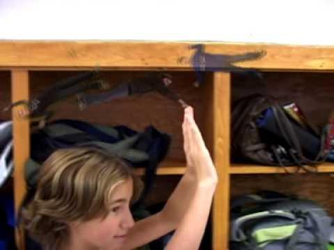 Luftschub-Origamigleiter