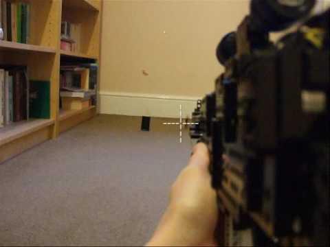 Funktionierendes LEGO-Sniper Gewehr