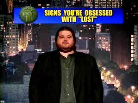 Top 10 Anzeichen, dass man LOSTsüchtig ist