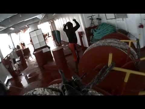Somali-Piraten werden in Ego-Perspektive gefasst