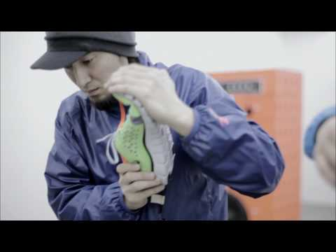 Nike Music Shoe (+making of)