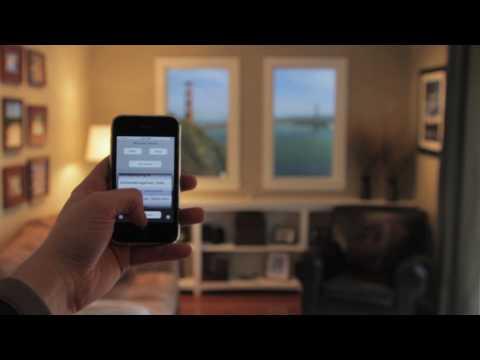 Virtuelles Fenster zur Welt