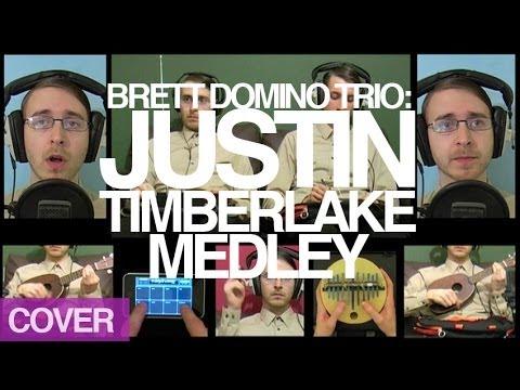 Minimalistic Justin Timberlake Medley-Cover