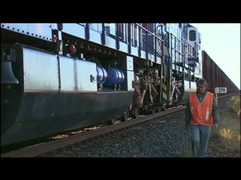 Der längste Zug der Welt