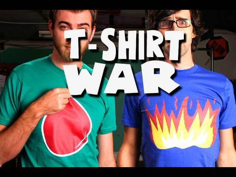 Ultimate T-Shirt War