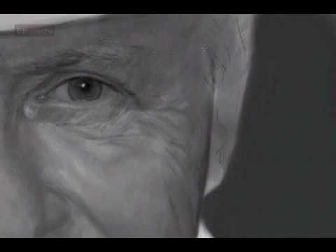 Speed Painting: Sir Anthony Hopkins