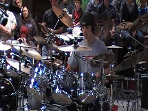 Bestes Drumsolo 2009