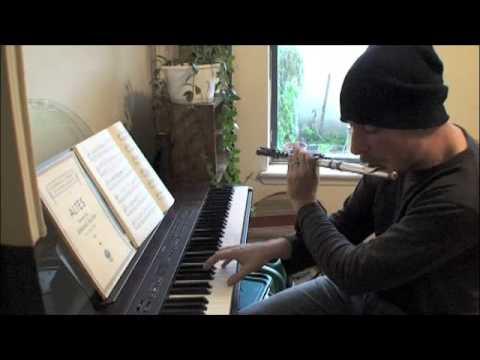 Klavier + Querflöte + Beatbox = Awesome!