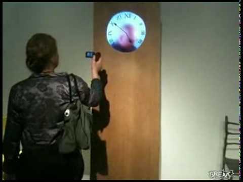Der Mann in der Uhr