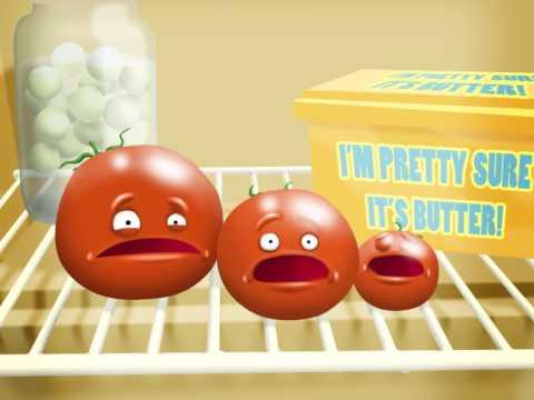 Panisches Gemüse – WTF?