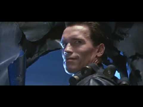 Terminator 2 Zusammenfassungs-Film-Rap
