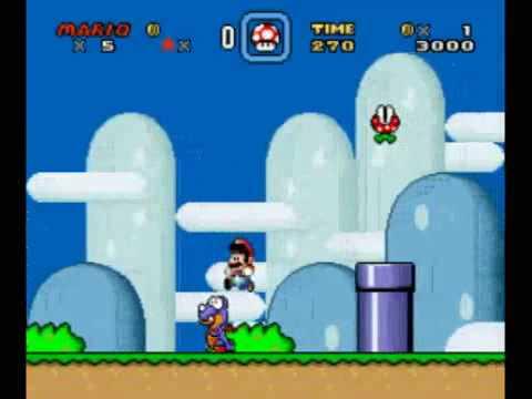 Super Mario Heiratsantrag