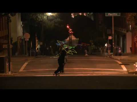 Real Life Skatebord-Tetris