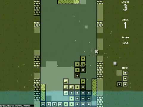 Game: Tetris trifft Pong