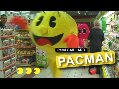 Real Life PacMan