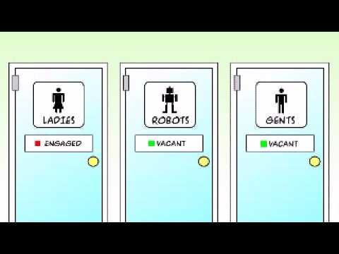 Roboter-Geschäft 2