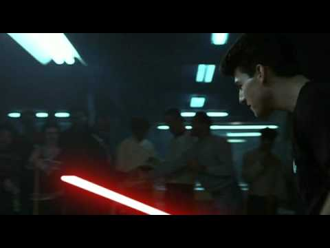 Tom Cruise in The Color Of Jedi