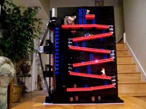 Lego Donkey Kong!