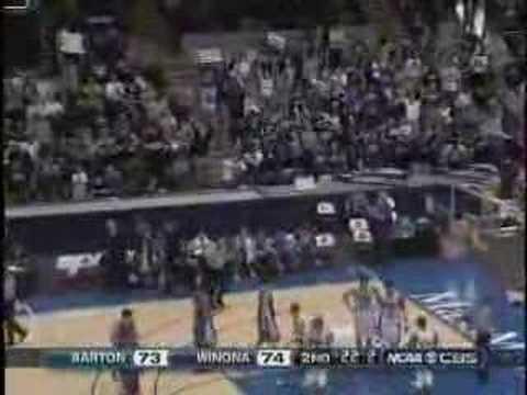 Kurioses Basketballspiel-Finale