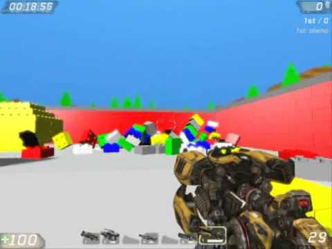Unreal Tournament Lego