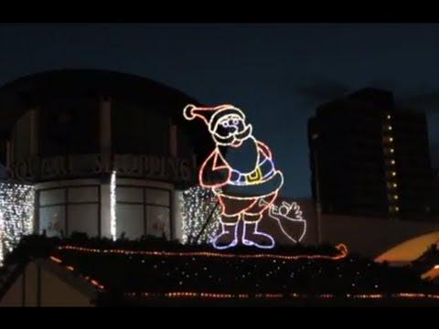 Obacht bei der Weihnachts-Beleuchtung!