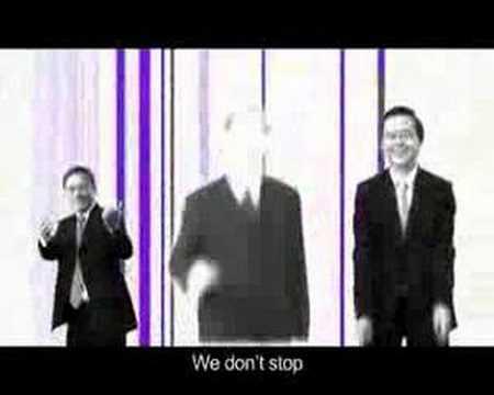 """Krank: Japanische CEOs """"rappen"""""""
