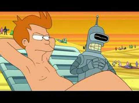 Futurama der Film