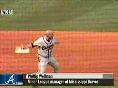 Baseball-Trainer tickt aus!