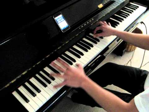 Everlong – Foo Fighters Piano Cover