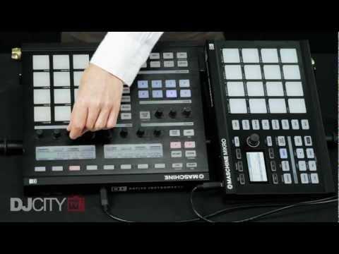 NI Maschine Demo mit Jeremy Ellis