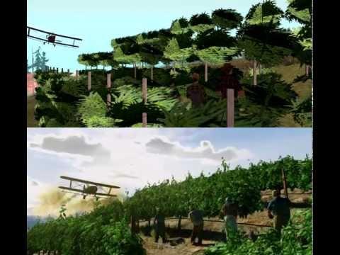 Grafik-Vergleich: GTA V vs. GTA San Andreas
