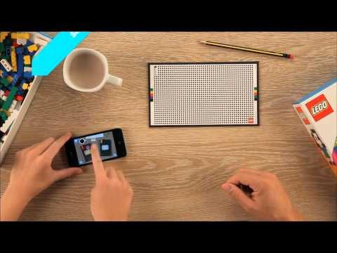 LEGO: iOS-App lässt in der Realität bauen