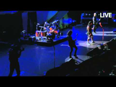 Metallica, Slipknot, RHCP & Jamirioquai @Rock in Rio'11