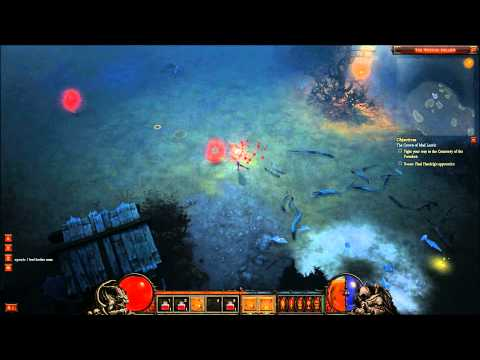 Diablo III Beta-Gamplay Video
