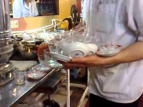 Epic Waiter Skills