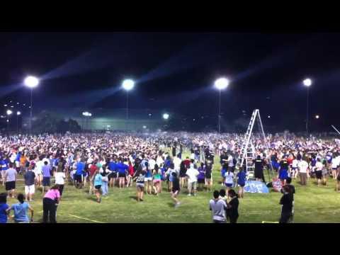 Größte Wasserballon-Schlacht der Weltgeschichte