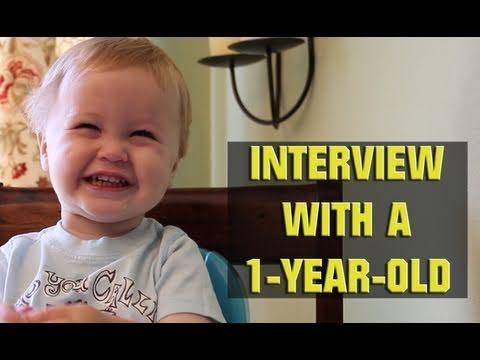 Interview mit einem Einjährigen