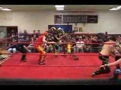Unorthodoxer Wrestling-Move