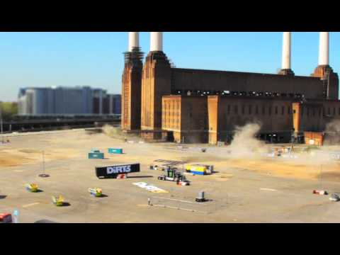 Promo: Rennfahrer Ken Block in Tilt-Shift