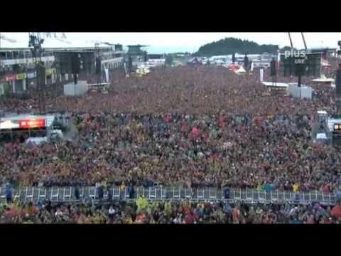 Beatsteaks live @ Rock am Ring 2011